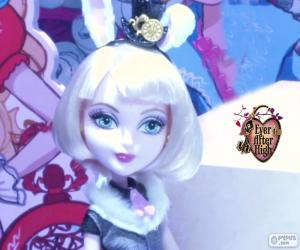 Rompicapo di Bunny Blanc, Ever After High