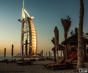 Rompicapo di Burj Al Arab Jumeirah, Dubai