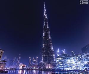 Rompicapo di Burj Khalifa, Dubai