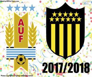 Rompicapo di CA Peñarol, campione di Clausura 2018
