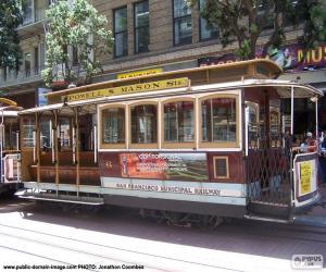 Rompicapo di Cable Cars di San Francisco