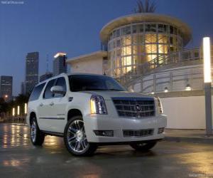 Rompicapo di Cadillac Escalade Platinum (2008)