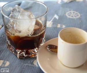 Rompicapo di Caffè ghiacciato