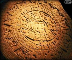 Rompicapo di Calendario Maya