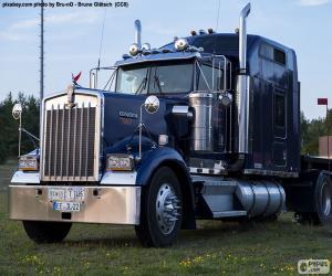 Rompicapo di Camion americano