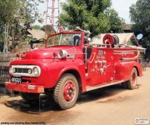 Rompicapo di Camion dei pompieri, Birmania