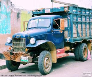 Rompicapo di Camion Fargo, 1947