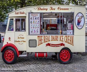 Rompicapo di Camion gelato