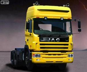 Rompicapo di Camion Jac Runner