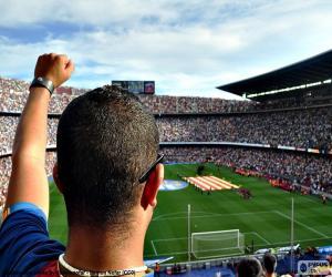 Rompicapo di Camp Nou, Barcellona