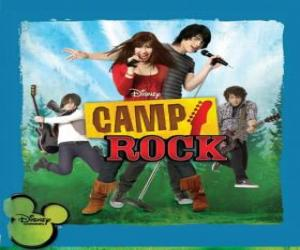 Rompicapo di Camp Rock