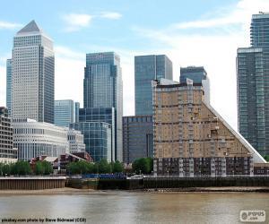 Rompicapo di Canary Wharf, Londra