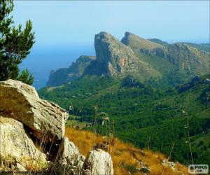 Rompicapo di Cap de Formentor, Maiorca