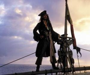 Rompicapo di Capitano nelle osservazione o guardia