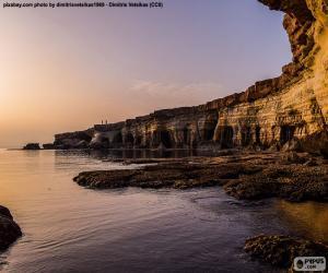 Rompicapo di Capo Greco, Cipro