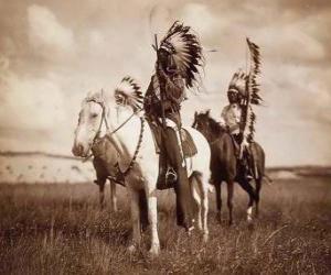 Rompicapo di Capo sioux