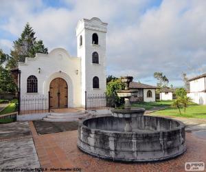 Rompicapo di Cappella, Ecuador