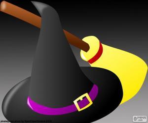 Rompicapo di Cappello e strega di Broom