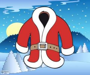 Rompicapo di Cappotto di Babbo Natale