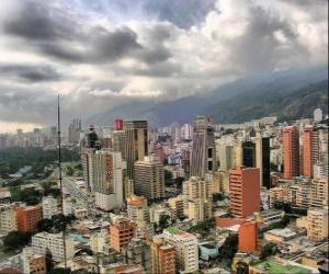 Rompicapo di Caracas, Venezuela