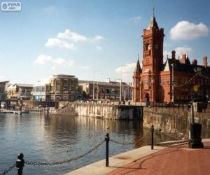 Rompicapo di Cardiff, Regno Unito