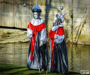 Rompicapo di Carnevale Venezia