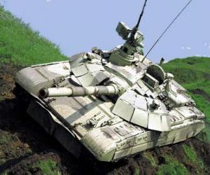 Rompicapo di Carro armato T-72