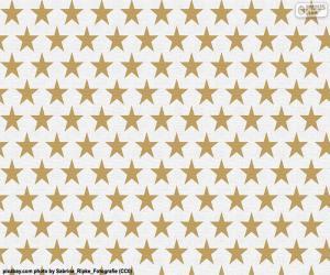Rompicapo di Carta da regalo stelle