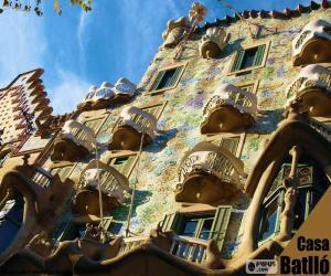 Rompicapo di Casa Batlló, Barcellona