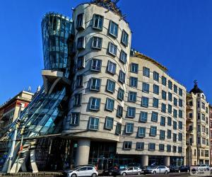 Rompicapo di Casa danzante, Praga
