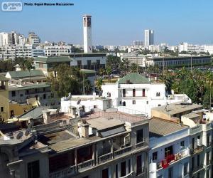 Rompicapo di Casablanca, Marocco