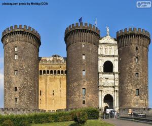 Rompicapo di Castel Nuovo, Italia