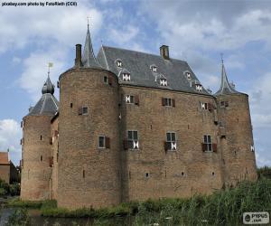 Rompicapo di Castello di Ammersoyen, Paesi Bassi