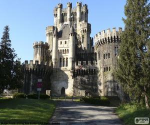 Rompicapo di Castello di Butron, Spagna