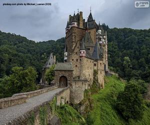 Rompicapo di Castello di Eltz