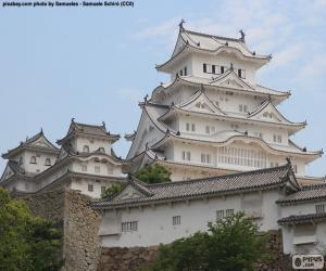 Rompicapo di Castello di Himeji, Giappone