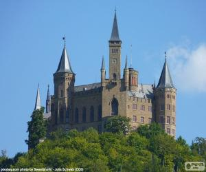 Rompicapo di Castello di Hohenzollern, Germania