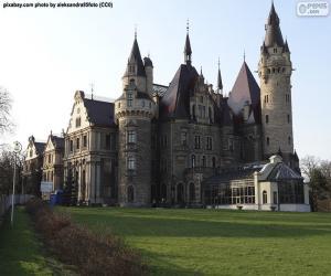 Rompicapo di Castello di Moszna, Polonia