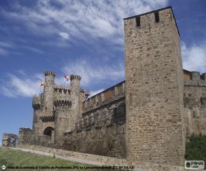 Rompicapo di Castello di Ponferrada, Spagna