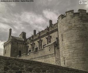 Rompicapo di Castello di Stirling, Scozia