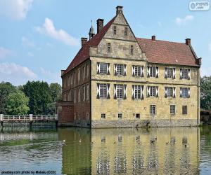 Rompicapo di Castello Hülshoff, Germania