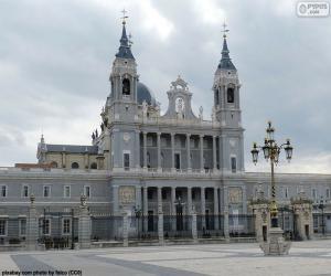 Rompicapo di Cattedrale dell'Almudena, Madrid