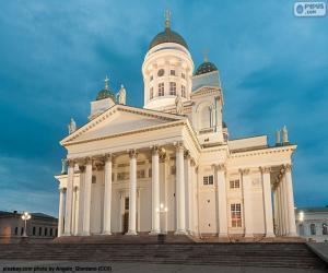 Rompicapo di Cattedrale di Helsinki, Finlandia