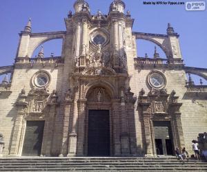 Rompicapo di Cattedrale di Jerez de la Frontera, Spagna