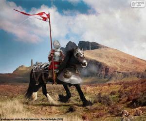 Rompicapo di Cavaliere a cavallo