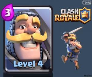 Rompicapo di Cavaliere Clash Royale