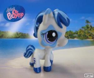 Rompicapo di Cavallo da PetShop Littlest