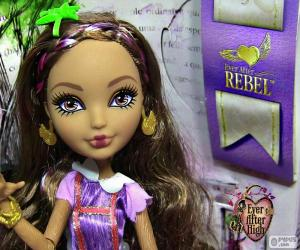 Rompicapo di Cedar Wood, Ever After High