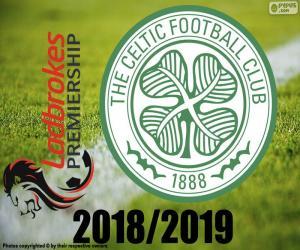 Rompicapo di Celtic FC, campione 2018-2019