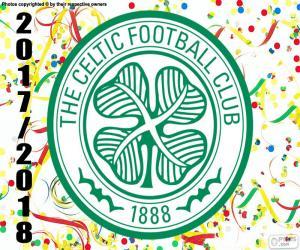 Rompicapo di Celtic, Premiership 2017-2018